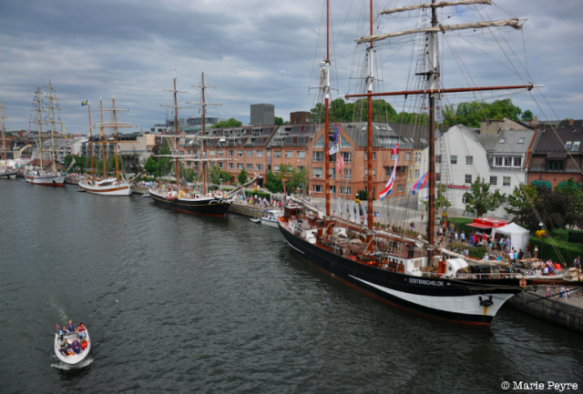Tall Ships Races 2014 in Fredrikstad