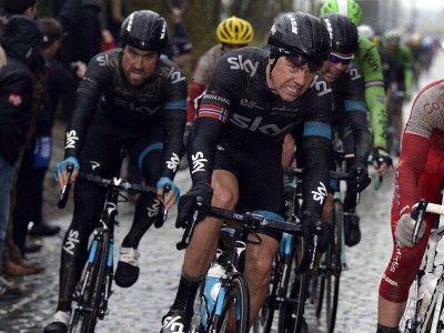 Edvald Boasson Hagen will be getting a new jersey after moving from Team Sky to MTN Qhubeka. PHOTO: Facebook