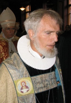 """The radically anti-abortion pastor Børre Knudsen was """"born 200 years too late,"""" suggested a theology professor after Knudsen died over the weekend. PHOTO: Wikipedia"""