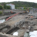 Medieval graves unearthed in Oslo