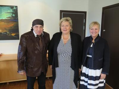 PHOTO: Statsministerens kontor