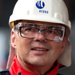 Svein Richard Brandtzæg has changed his mind and doesn't want to take over as chief executive of fertilizer firm Yara after all, just days after Yara's merger talks with a US rival were publicly confirmed. Brandtzæg will stay on as CEO at Norsk Hydro. PHOTO: Norsk Hydro