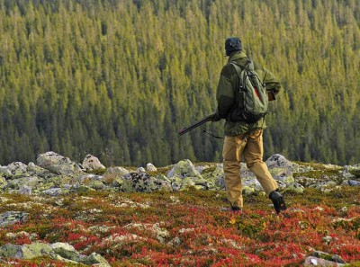 Hunters in Norway are expected to abide by strict regulations. Now one has been convicted for animal cruelty. PHOTO: Statskog