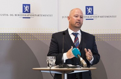 """Justice Minister Anders Anundsen said Thursday that highly criticized investigation around the death of an eight-year-old girl """"was hard to live with,"""" and he hopes criminal probes will now improve. PHOTO: Justisdepartementet"""