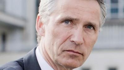 NATO's own portrait of Stoltenberg. PHOTO: NATO