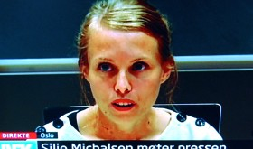 Dr Silje Lehne Michalsen appeal has made a full recovery from ebola and urged the world to do much, much more to help ebola victims in West Africa. Norwegian Broadcasting (NRK) carried her first, and apparently only, public appearance live on national TV Monday evening. PHOTO: NRK