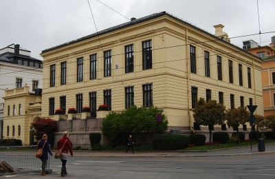 The Norwegian Nobel Committee has been meeting here at the Nobel Institute in Oslo, to decide on this year's winner of the Nobel Peace Prize. An announcement will be made Friday October 10. PHOTO: newsinenglish.no