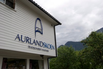 The Aurland Shoe Factory is celebrating its 75th anniversary, with an emphasis on traditional craftmanship. PHOTO: newsinenglish.no