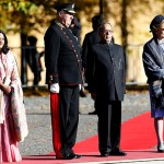 Indian president launches state visit