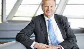 """Telenor's CEO, Jon Fredrik Baksaas, finally revealed more about the """"differences"""" he claims exists between TeliaSonera's dealings in Uzbekistan and Telenor's. Critics say that TeliaSonera and VimpelCom, in which Telenor owns a large stake, gained access to the Uzbekistan market in the same way, by making large payments to a company in Gibraltar that investigators suspect were bribes. PHOTO: Telenor"""