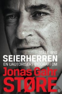 Then came Ståle Wig's unauthorized biography of Jonas Gahr Støre, although Støre cooperated with Wig and some critics claimed it could have been more critical. PHOTO: Kagge Forlag