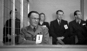 Thousands of alleged traitors were put n trial in Norway after World War II. Among the most notorious was Henry Rinnan, who was  a Norwegian agent for Nazi German occupiers and known for torturing fellow Norwegians. He was executed in 1947. PHOTO: Kildenett/Trondelag fylke