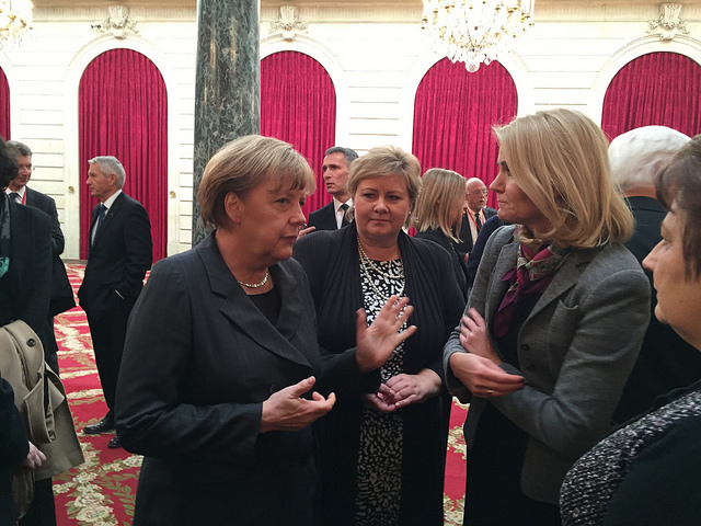 Merkel, Solberg, Schmidt-Thorning