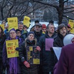 Norwegian protesters also have demonstrated outside the Saudi Arabian embassy in Oslo against the public whippings of a young Saudi blogger who challenged Saudi authority. PHOTO: Wikipedia