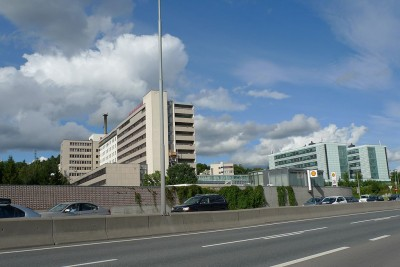Oslo's Radiumhospitalet has a new research center and tops world statistics now in lymphoma survival rates. PHOTO Radiumhospitalet