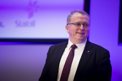 "Statoil's new CEO Eldar Sætre seems keen to put his own mark on the company, cleaning up its accounts, presenting what he called his ""own numbers"" and letting it be known that he and  his management team are keeping an eye out for new acquisitions. PHOTO: Ole Jørgen Bratland / Statoil"