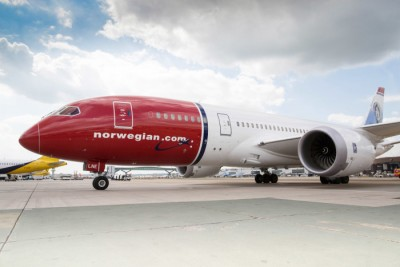 "Norwegian Air thinks a an alliance with AirAsia would make for a ""perfect match"" in feeding each other passengers on their Asian and European routes. PHOTO: Norwegian Air Shuttle"