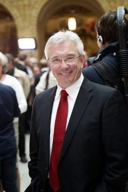 Veteran Labour politician-turned-oil-lobbyist Karl Eirik Schjøtt-Pedersen is calling for more help for the oil industry. PHOTO: Arbeiderpartiet