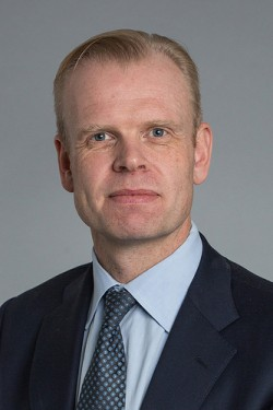 Svein Tore Holsether is now charged with moving Yara forward after several years of corruption charges and executive drama. PHOTO: Sapa Group