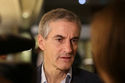 The new Labour Party leader Jonas Gahr Støre, who took over when Jens Stoltenberg became NATO chief last year, will lead his first annual national party meeting this weekend. He's being challenged to clarify his position on a wide range of issues on which he's been vague. PHOTO: Arbeiderpartiet
