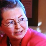 Kaci Kullmann Five is the new leader of the Norwegian Nobel Committee, which decides who wins the Nobel Peace Prize. PHOTO: NRK screen grab/newsinenglish.no