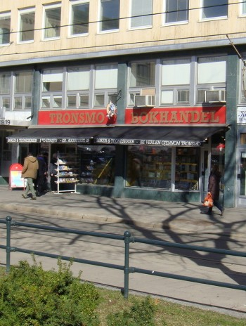The Tronsmo book store is widely considered a cultural institution in Oslo, but it now faces an uncertain future. PHOTO: newsinenglish.no