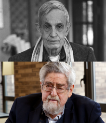 John Nash Jr and Louis Nirenberg were announced Wednesday as winners of the Abel Prize for 2015. PHOTO: abelprize.no