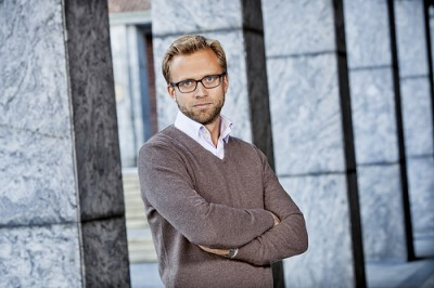 Nikolai Astrup of the Conservatives Party insists that Norway's Conservatives-led government will finally make some progress on cutting carbon emissions.  PHOTO: Høyre/nyebilder.no