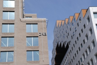 Norwegian bank DNB is up against the proverbial wall, following revelations about its controversial tax haven operations in Luxembourg. Now the bank's board of directors is under fire, too. PHOTO: newsinenglish.no