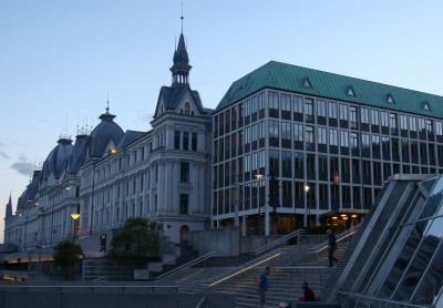 Norway's foreign ministry has been fighting a cyber attack for months. PHOTO: newsinenglish.no