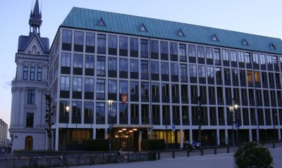 Employees of Norway's foreign ministry, including several diplomats, fell under a poor light as court proceedings detailed how they fended off Ellen Sue Ewald's claims  of gender discrimination. PHOTO: newsinenglish.no