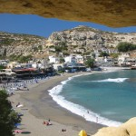 Norwegian tourists still flock to Greece
