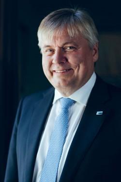 Henrik O Madsen, retiring after 33 years at Høvik-based DNV-GL (the former Det Norske Veritas) is urging more social responsibility in the business world. PHOTO: DNV-GL