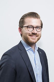 Now Sveinung Rotevatn of the Liberal Party may be the best hope for Norwegians and foreigners alike who want dual citizenship. Rotevatn thinks current rules against it are old-fashioned. PHOTO: Venstre