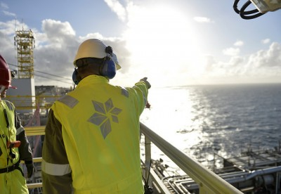 Norway's oil industry has generated huge amounts of money that's been deposited in the country's Oil Fund. Now that fund is huge and its sheer size often seems to be viewed as a problem instead of resource. Debate over the use of its resources is constant. PHOTO: Statoil/Harald Pettersen