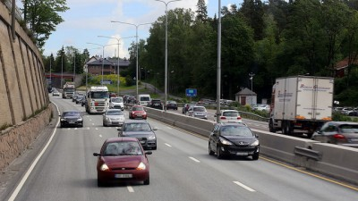 The biggest confusion is over what will happen with plans to expand the E18 highway west of Oslo. PHOTO: Arbeiderpartiet