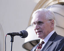 Francis Sejersted, a former chairman of the Norwegian Nobel Committee, died during the night at an age of 79. PHOTO: Wikipedia Commons