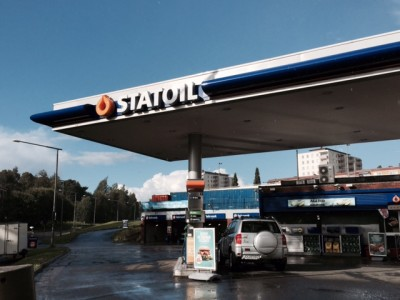 Statoil Fuel & Retail is the dominant gasoline station chain in Norway, but insists it doesn't control the market. PHOTO: newsinenglish.no