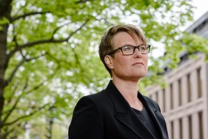 """Environmental Minister Tine Sundtoft wared this week that """"we have to prepare ourselves"""" for frequent heavy rain and flooding as the climate changes. PHOTO: Klima- og miljødepartementet"""