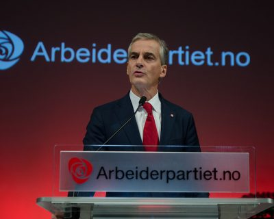 Labour Party leader Jonas Gahr Støre is currently doing well in the polls, even though it's harder for him to find fault with the current conservative government coalition's economic policies. PHOTO: Arbeiderpartiet