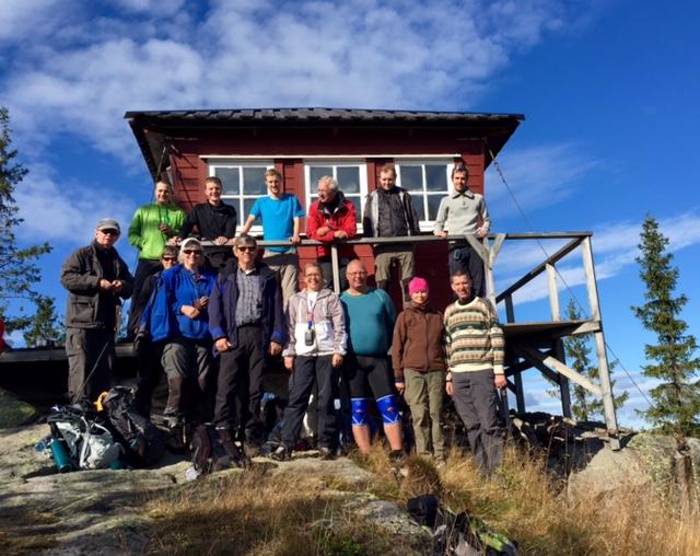 Kjerkeberget geocachers' group