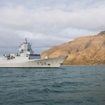 Ministry admits to big frigate troubles