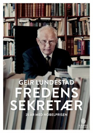 Geir Lundestad seem to have overstepped his bounds in writing his book about his years at the Nobel Institute, and has even been kicked out of his office there. PHOTO: Kagge Forlag