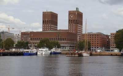 From these offices at City Hall, responsibility for providing health care services and help at home is delegated to district offices. A woman in her 60s starved to death at home after Ullern district in Oslo failed to do its job. PHOTO: newsinenglish.no