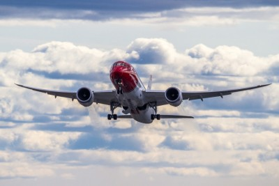 Norwegian Air's Dreamliners have had lots of problems but also been packed with passengers, and they're now the key to the airline's international expansion. PHOTO: Norwegian Air
