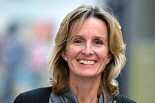 """Irene Rummelhoff, Statoil's new executive vice president for """"New Energy Solutions."""" PHOTO: Statoil"""