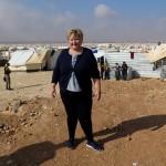 'Positive' attitudes for more refugees