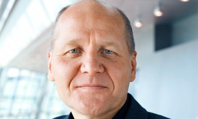 """Telenor's new CEO Sigve Brekke had to apologize on Thursday for being """"imprecise"""" on his CV. The company itself is currently caught up in a major corruption investigation. PHOTO: Telenor"""