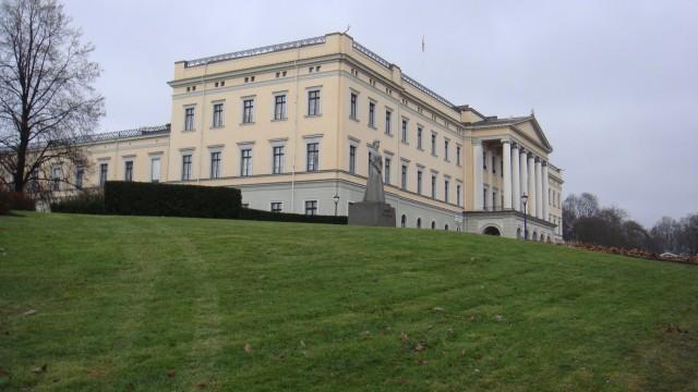 Royal Palace, Green Christmas