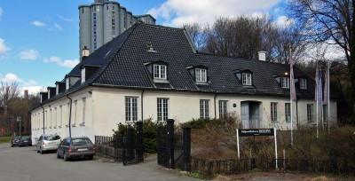 """The historic manor house complex called """"Nedre Foss gård"""" was listed as the oldest property in the popular Grünerløkka area of Oslo. PHOTO: newsinenglish.no"""